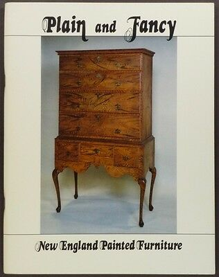 Antique New England Painted Furniture - Massachusetts New Hampshire Connecticut