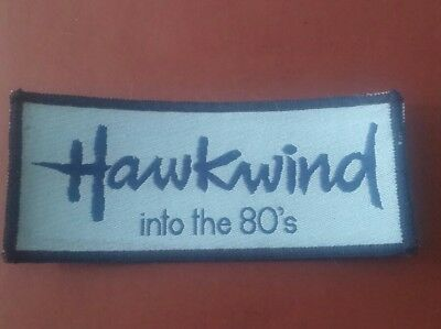 hawkwins into the 80's patch(blue patch)