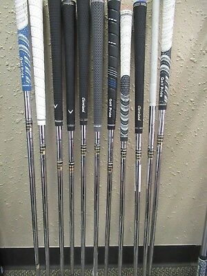 True Temper Dynamic Gold S300 Iron Or Wedge Shafts Assorted Lengths Grips