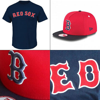 Boston Red Sox Licenced MLB YOUTH T Shirt Medium PLUS 9FIFTY Youth Cap