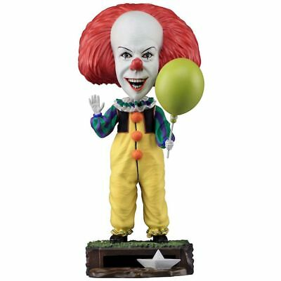 IT 1990 Pennywise Head Knocker, Horror Movies by NECA