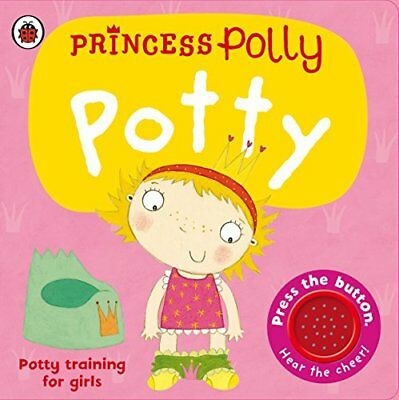 Princess Polly's Potty: A Ladybird potty training book by Pinnington, Andrea | B