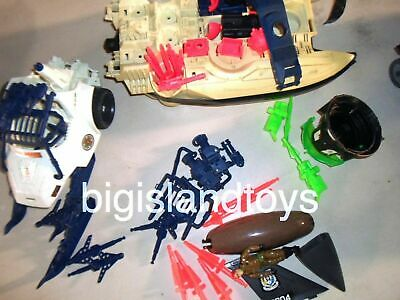GI Joe A Real American Hero 1993 Vehicle & Playset Parts [YOUR CHOICE / PICK]