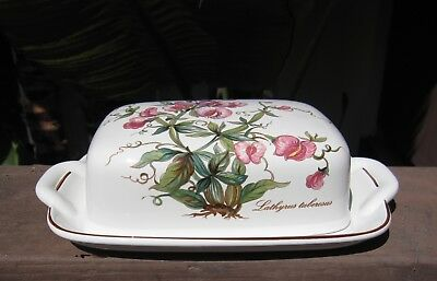 NEW Villeroy & Boch Luxembourg Botanica European Covered Butter Dish