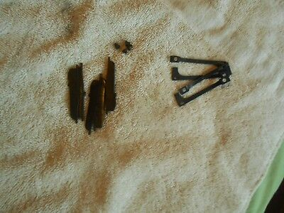 WW2 russian model 91/30 moisin nagant rifle parts complete bolt guide 44 type53