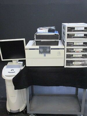 Sirona CEREC AC Bluecam Dental Acquisition Unit w/ Compact Mill & Accessories