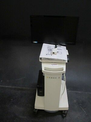 Used Sirona CEREC 3 Dental Acquisition Scanner for CAD/CAM Restorations