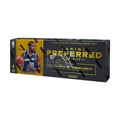2016-17 Panini Preferred Basketball Hobby Box