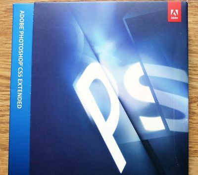 PS CS5 Extended