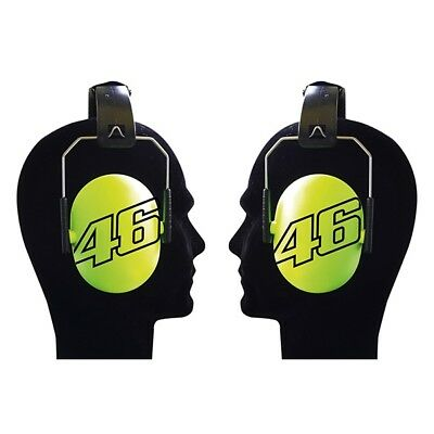 VR46 KIDS EAR MUFFS - Moto GP Rossi Kids Ear Defenders 46 - 500/ VRUEM 310628