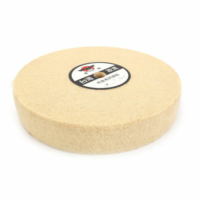 10 Inch Polishing Grinding Buffing Nylon Fiber Abrasive Wheel Thickness 50mm