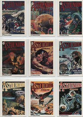 Astounding Science Fiction - Complete 50-card Boxed Set - 21st Century Archives