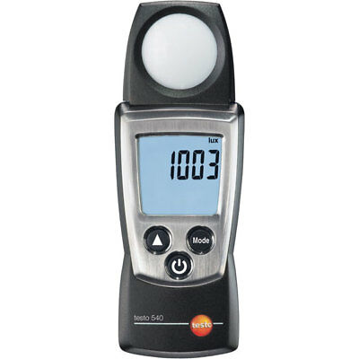 Testo 0560 0540 540 Lux Meter Illumination Measuring Device