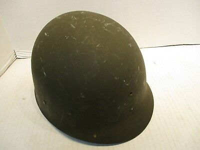 Hawley Helmet Liner M1 Khaki and Leather Lining Military