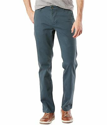 c49dfafe94a2c9 DOCKERS MENS TAPERED Alpha Khaki Casual Trousers - $35.29 | PicClick