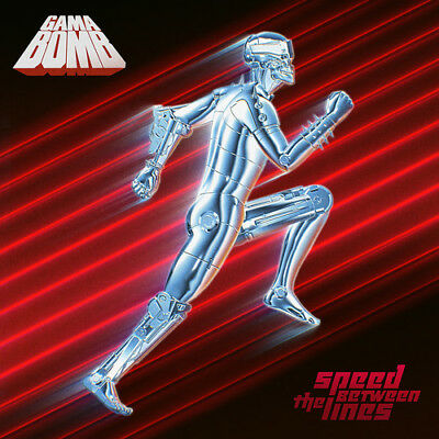 Gama Bomb - Speed Between The Lines [CD New]