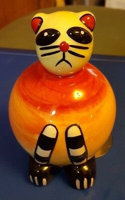 lorna bailey SNOWBALL THE CAT Limited Edition 1/1  FREE P&P +