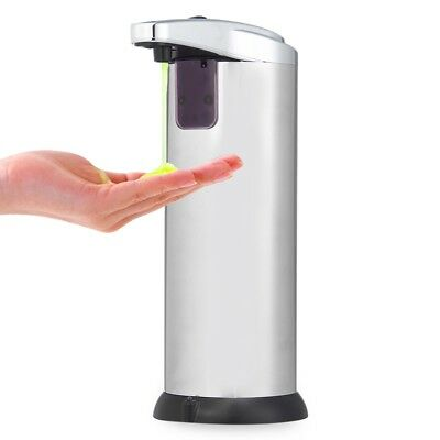 Home 400ml Bathroom Automatic Soap Dispenser with Built-in Infrared Smart Sensor