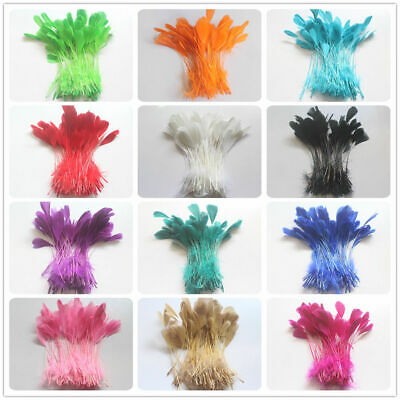 Wholesale 10-100 pcs beautiful Natural Pheasant Feathers 5-7 inches/12-18 cm