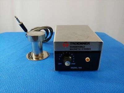 Troemner Model 700 Submersible Magnetic Stirrer with Attachment