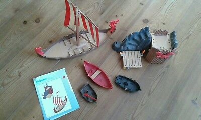 Playmobil Piratenschiff 5003