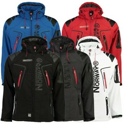 Techno Veste Taille Geographical Norway Hommes M Softshell Pour Zqzz87wOx