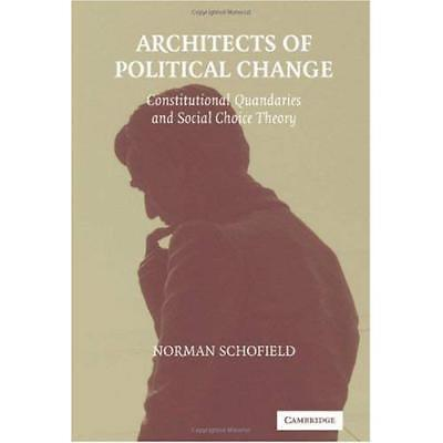 Architects of Political Change: Constitutional Quandari - Hardcover NEW Norman S