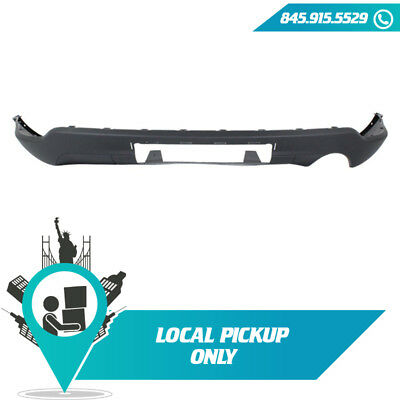 Multiple Manufacturers OE Replacement Valance Panel Dodge Challenger Partslink Number CH1195120