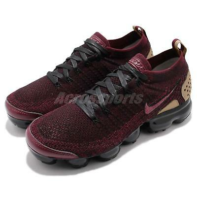 Nike Air Vapormax FK 2 NRG Flyknit II Jacket Pack Red Black Men Shoes AT8955-600