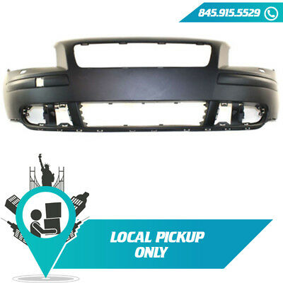 NEW FRONT BUMPER COVER PRIMED FITS 2004-2007 VOLVO S40 VO1000148