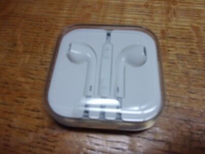 Authentic OEM Apple Earpods W/ Remote & Mic For iPhone 6S 6 Plus 5SE 5C 5 NEW