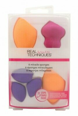 Real Techniques Miracle Complexion Sponges  - Women's For Her. New