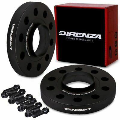 DIRENZA 5x112 20mm ALLOY WHEEL SPACERS FOR MERCEDES A B C CLASS C63 AMG SLR SLK