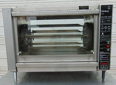 OLD Hickory Commercial gas Rotisserie Oven 5.5GS counter top