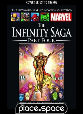 Marvel Graphic Novel Collection Vol 178 Infinity Saga Part 4 - Hardcover
