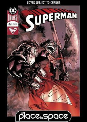 Superman, Vol. 5 #4A (Foil Cover) (Wk41)