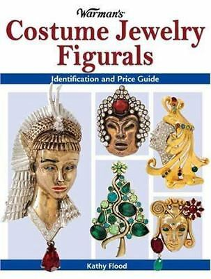 Warman's Costume Jewelry Figurals : Identification and Price Guide by Flood