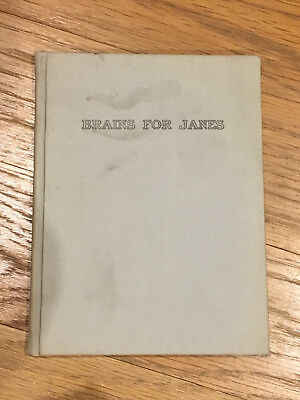Brains for Janes - Ronald Mark-A Stover - Pirate Press (US) 1948 SCARCE