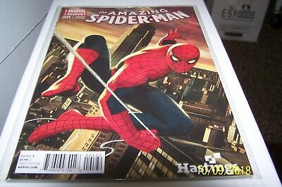 Marvel Comics The Amazing Spider-Man #001 Hastings Variant / Color