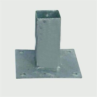 Picardy Bolt Down & Post Support, 50 x 50mm