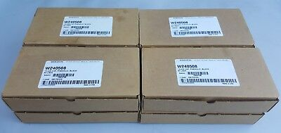 Lot of 1600 Wheaton Black Phenolic Open Screw Cap 13-425 Without Liner W240508