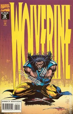 Wolverine (1st Series) #79 1994 FN Stock Image