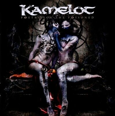 Kamelot - Poetry For The Poisoned CD Edel:Records NEW