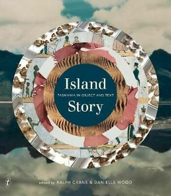NEW Island Story By Ralph Crane Paperback Free Shipping