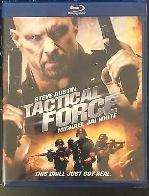 TACTICAL FORCE - Stone Cold Steve Austin;  2011 BRAND NEW BLU-RAY DISC