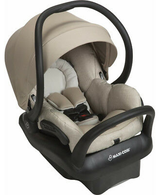Maxi-Cosi Mico Max 30 Air Protect Infant Baby Car Seat w/ Base Nomad Sand NEW