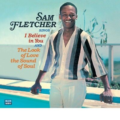Sam Fletcher Sings i Believe in You And The Look of Love The Sound of Soul
