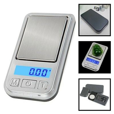 Mini LCD Digital Jewelry Scale Dual Weight Electronic Pocket 0.01 100g/0.1 200g