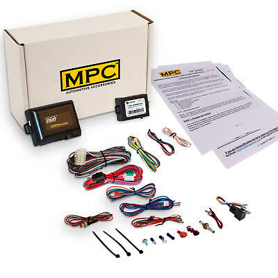 Add-On Remote Start Kit For 2008-2009 Toyota Sequoia -Uses OEM Remotes