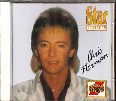 "CHRIS NORMAN ""Midnight Lady (Star Collection)"" Best Of CD-Album"